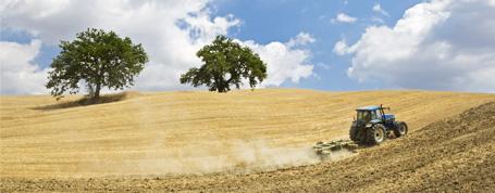Une carte des pentes pour l'agriculture