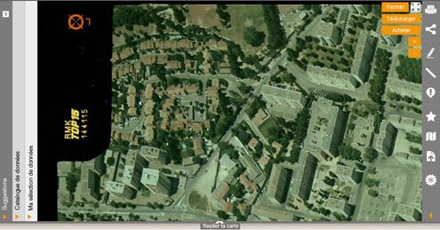 Photographie aérienne téléchargeable